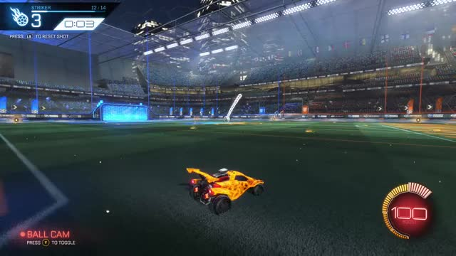 Watch and share Rocket League® (144) GIFs on Gfycat