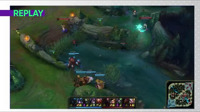 Tarzan + Lehends synchro flash engage