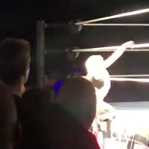 SquaredCircle, wrestling, Alexa Daytona Entrance GIFs