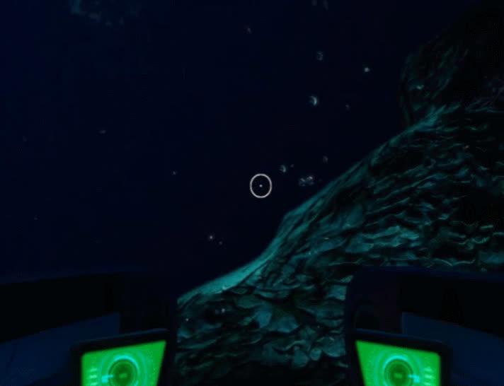 subnautica warper crab attack GIFs