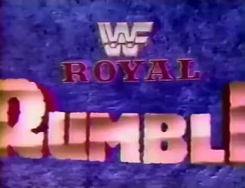 Watch Royal Rumble 1989 PPV Promo GIF on Gfycat. Discover more related GIFs on Gfycat