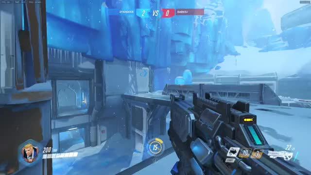 Watch and share Overwatch GIFs and Daddy76 GIFs on Gfycat