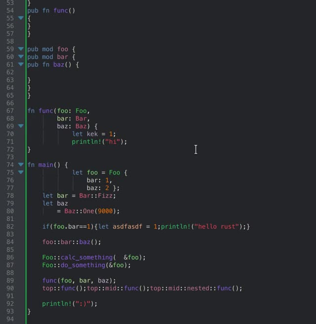 Watch KDevelop Rust Formatting GIF on Gfycat. Discover more related GIFs on Gfycat