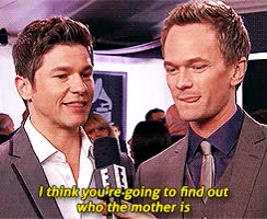 Watch my gif 1k himym neil patrick harris David Burtka pls i hope so too haha i cry bc of you two GIF on Gfycat. Discover more neil patrick harris GIFs on Gfycat