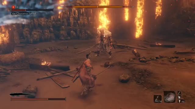 Watch and share Sekiro GIFs by ludalovitch on Gfycat