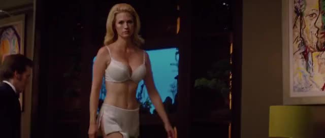 Watch and share January Jones GIFs and X Men GIFs by skulldi on Gfycat