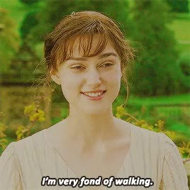 Watch and share Keira Knightley GIFs and Walking GIFs on Gfycat