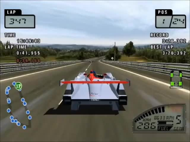 Watch Le Mans 24 Hours (PC) - Le Mans 2000: Last 10 Minutes GIF on Gfycat. Discover more audi, auto, bmw, cadillac, callaway, chrysler, corvette, courage, debora, dodge, france, game, lola, nissan, panoz, pc, porsche, racing, reynard, wr GIFs on Gfycat