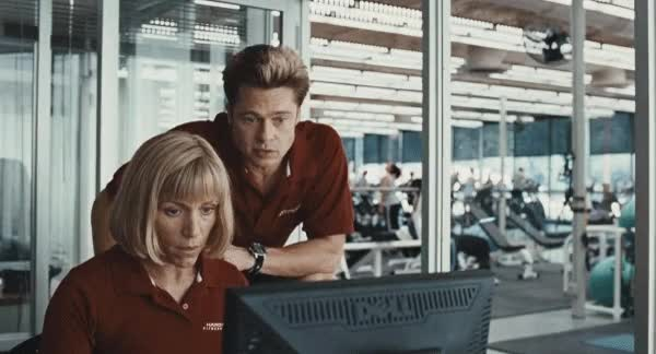 Watch this brad pitt GIF by Reaction GIFs (@sypher0115) on Gfycat. Discover more brad pitt, cool, eve, i'mcool, thats cool, thatscool GIFs on Gfycat