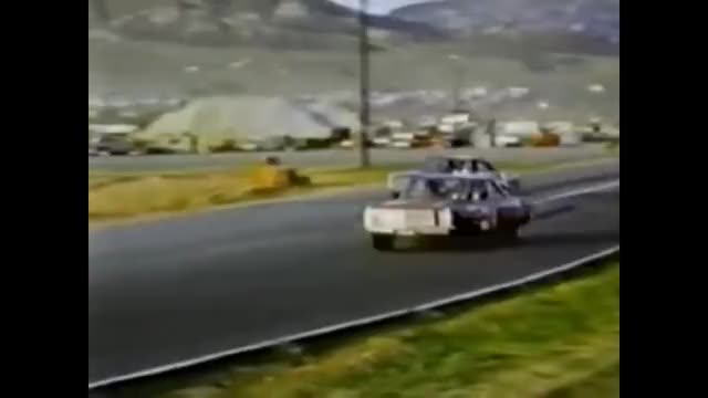 Watch NASCAR Crashes: '50s and '60s Edition. GIF on Gfycat. Discover more related GIFs on Gfycat
