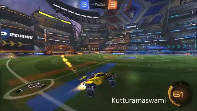 Watch and share Rocket League GIFs by kutturamaswami on Gfycat