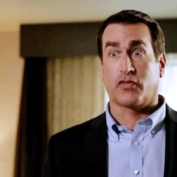 Watch and share Rob Riggle GIFs on Gfycat