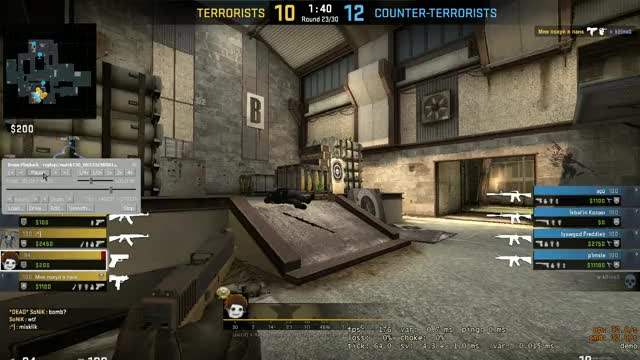 Watch Counter-strike Global Offensive 2019.03.08 - 12.52.35.95.DVR GIF by @canibe on Gfycat. Discover more CS:GO, GlobalOffensive GIFs on Gfycat