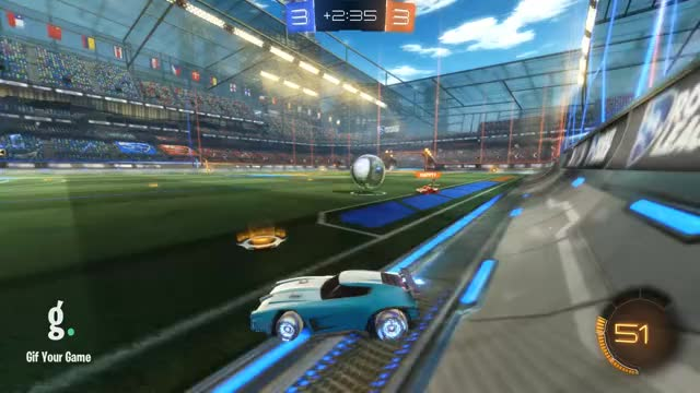 Watch Assist 3: Albion Hog GIF by Gif Your Game (@gifyourgame) on Gfycat. Discover more Albion Hog, Gif Your Game, GifYourGame, Rocket League, RocketLeague GIFs on Gfycat