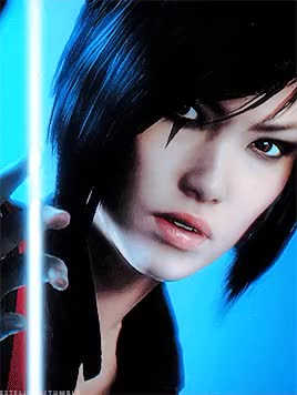 Watch and share Faith Connors GIFs and Mirror's Edge GIFs on Gfycat