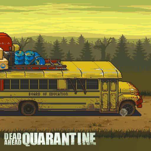 Watch and share Dead Ahead Quarantine Logo GIFs on Gfycat