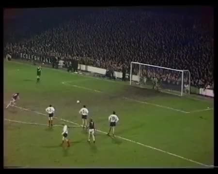 Watch and share Gordon Banks Penalty Save Vs West Ham United 71/72 RRPNG4 GIFs on Gfycat
