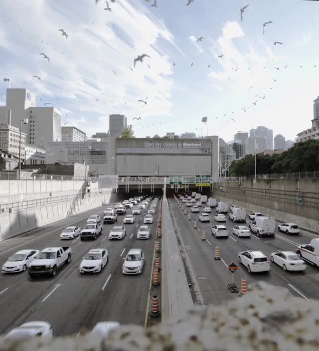 Watch and share Montreal Highway GIFs by AJ LOOPS THINGS on Gfycat
