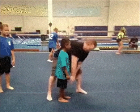 michaelbaygifs, Guy Throwing Around Kids GIFs