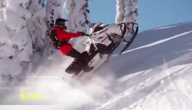 Watch and share Ski-Doo 2016: Are You Riding The Most Advanced Snowmobiles? GIFs on Gfycat