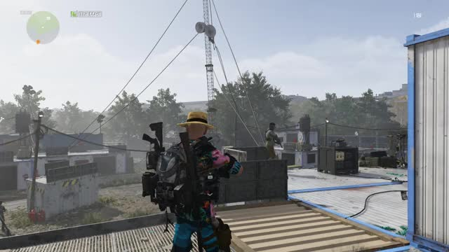 Watch and share Tom Clancy's The Division 2 2019.08.06 - 17.25.56.04 GIFs on Gfycat