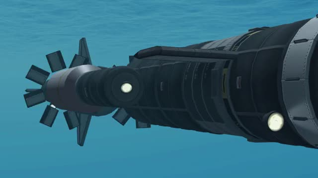 Watch KSP Stock Nuclear Submarine GIF by @superhappysquid on Gfycat. Discover more KSP, Stock, Submarine GIFs on Gfycat