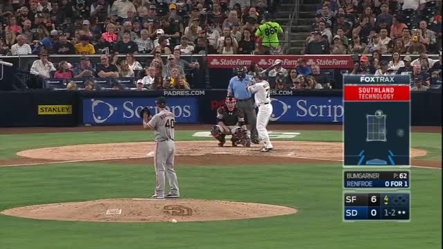 Watch and share Renfroe's First Career Homer GIFs by Baseball America on Gfycat