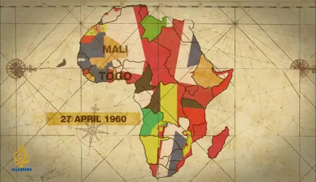Watch and share Africa: States Of Independence - The Scramble For Africa GIFs on Gfycat