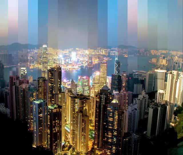 Watch and share Hongkong- Bars1 GIFs by AJ LOOPS THINGS on Gfycat