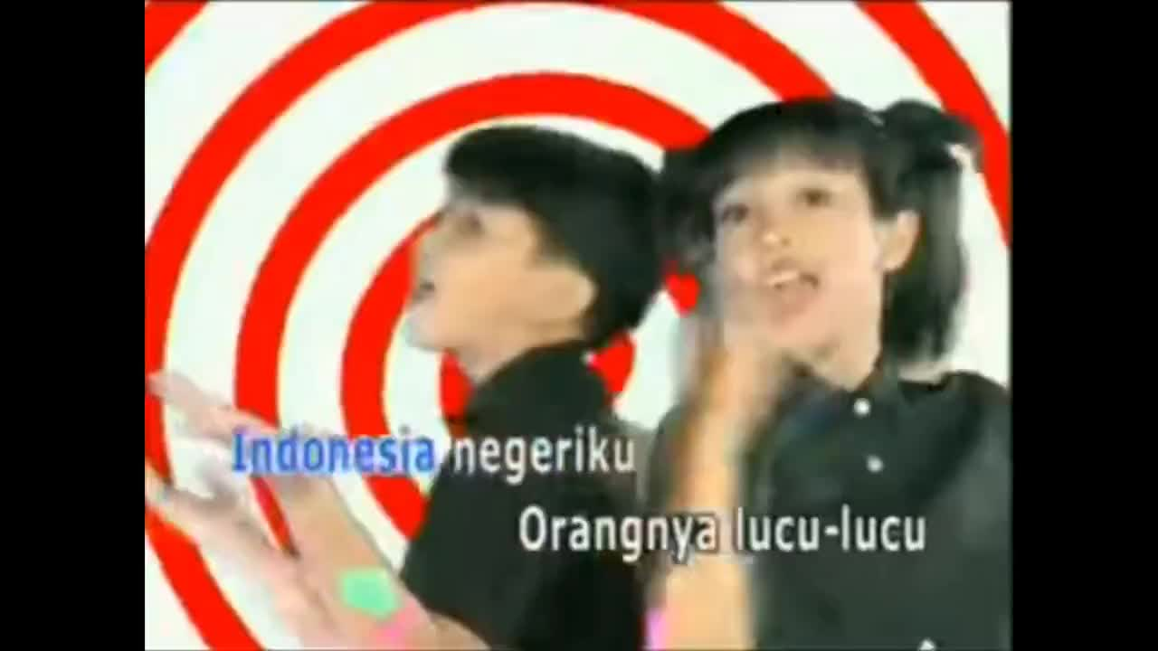 Indonesia Negeriku Orangnya Lucu Lucu GIF