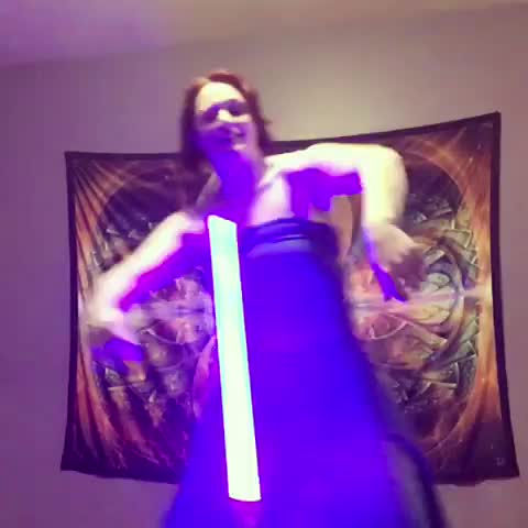 contactflow, contactwand, contactwanding, flowartist, flowartlounge, flowarts, flowartsmovement, flowmies, flowmiesofearth, inkspoonclothing, leviwand, leviwandersofig, leviwandtech, lightsaber, lightsabers, lightsaberskills, sinfulsisters, starwars, wandlife, wandofus, New light saber Levi wand. Light saber is @ultrasabers customized by @withoutshade86 Soon to be seen in Star Wars the last rhinestone at the GIFs