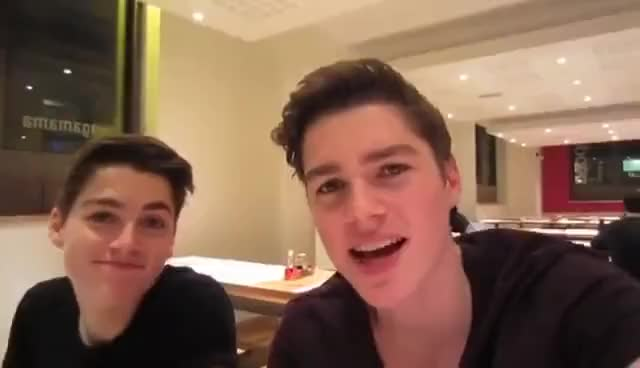 Watch Twins GIF on Gfycat. Discover more Finn Harries, Jack harries, Jacksgap, twins GIFs on Gfycat