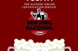 Watch and share Bartender Permit GIFs and Alcohol Course GIFs by Serving Alcohol on Gfycat