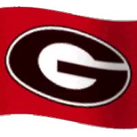 Watch and share UGA Flag animated stickers on Gfycat