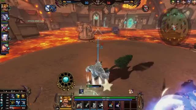 Watch and share Smite GIFs by seven10 on Gfycat