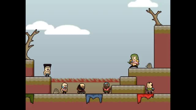 Watch this trending GIF on Gfycat. Discover more Lisa The Painful, Lisa The Painful RPG, Lisa gameplay GIFs on Gfycat