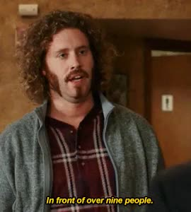 Watch and share Over Nine People GIFs and Erlich Bachman GIFs on Gfycat