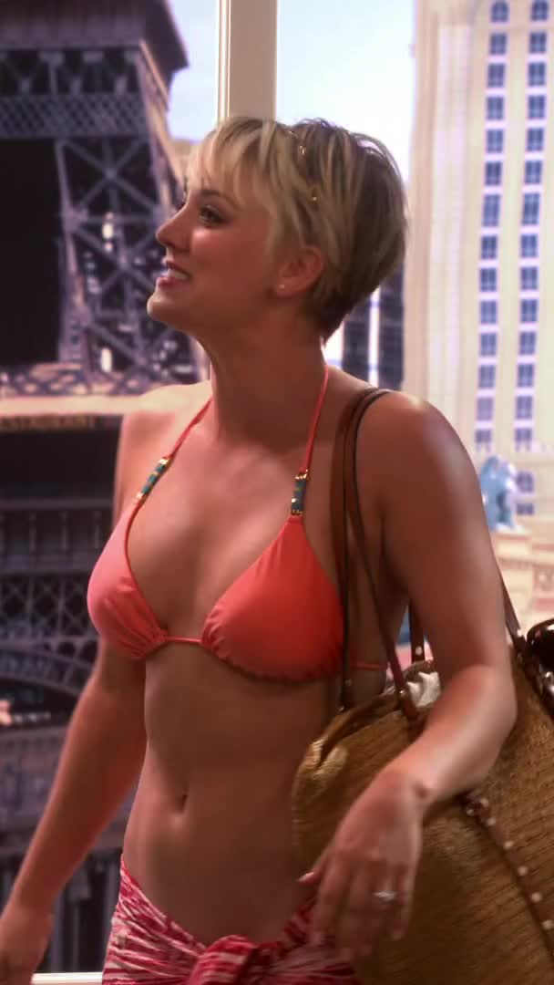 Watch and share The Big Bang Theory GIFs and Kaley Cuoco GIFs by EchelonDX on Gfycat