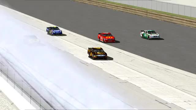 Watch and share NASCAR Racing 2003 Season 2019.03.02 - 17.32.06.03 GIFs by Jack on Gfycat