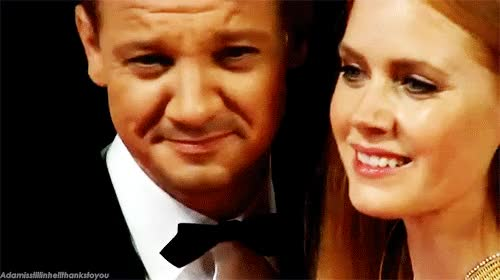 Watch this amy adams GIF on Gfycat. Discover more amy adams, celebs, jeremy renner GIFs on Gfycat