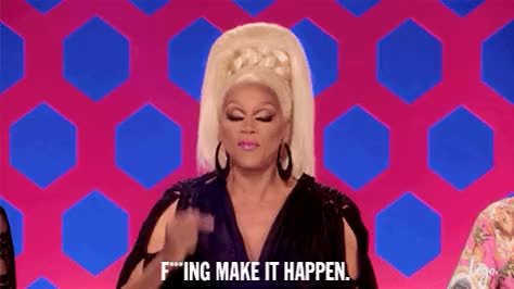 Watch and share Fuckthis GIFs and Rupaul GIFs by Reactions on Gfycat