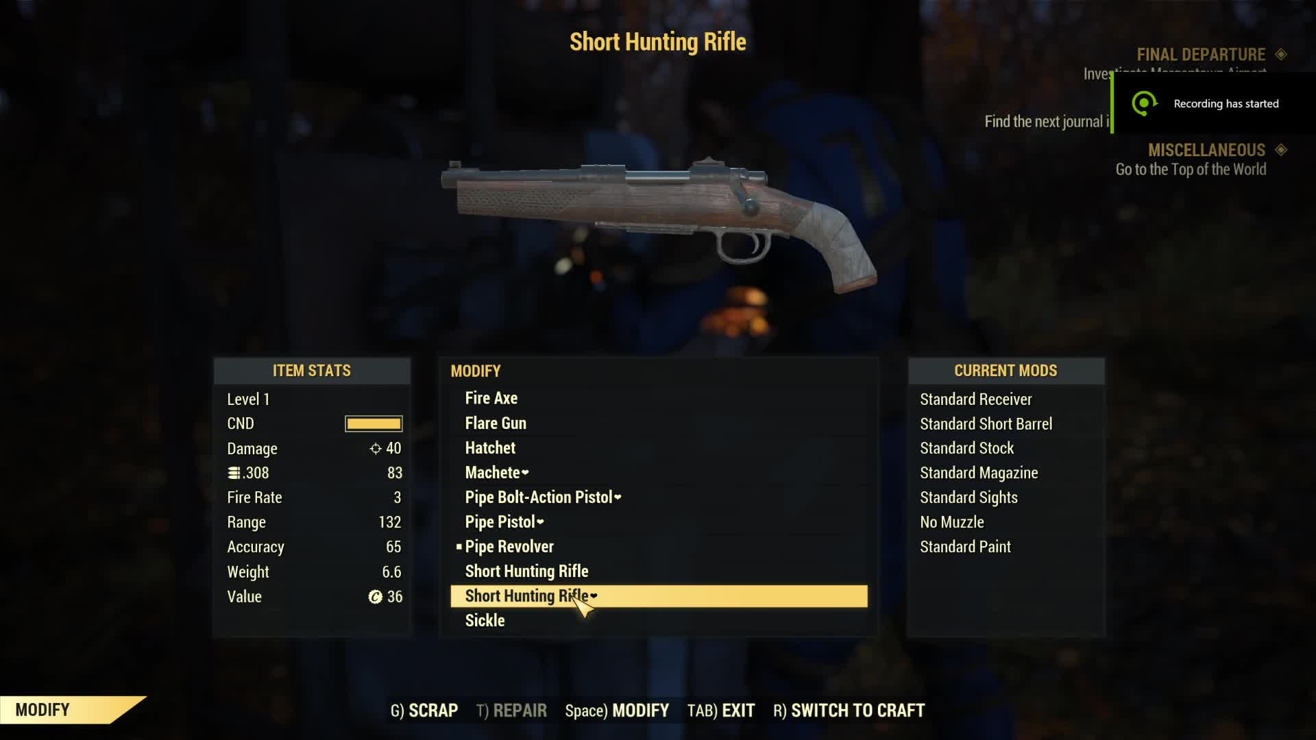 orden rueda Brutal  Fallout 76 weapons: the place to search out the bow in Wastelanders
