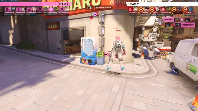 Watch and share Overwatch GIFs and Ana GIFs by ayelie on Gfycat
