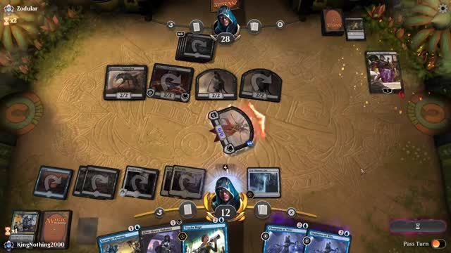 Watch In Control GIF by KingNothing2000 (@kingnothing2000) on Gfycat. Discover more Gaming, MTG Arena, kingnothing2000 GIFs on Gfycat
