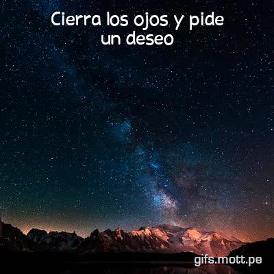 Watch and share Cierra Los Ojos Y Pide Un Deseo :: Gifs Mott GIFs on Gfycat