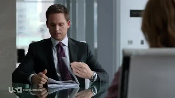 Watch this frustration GIF on Gfycat. Discover more Patrick J Adams, PictureGame, suits GIFs on Gfycat