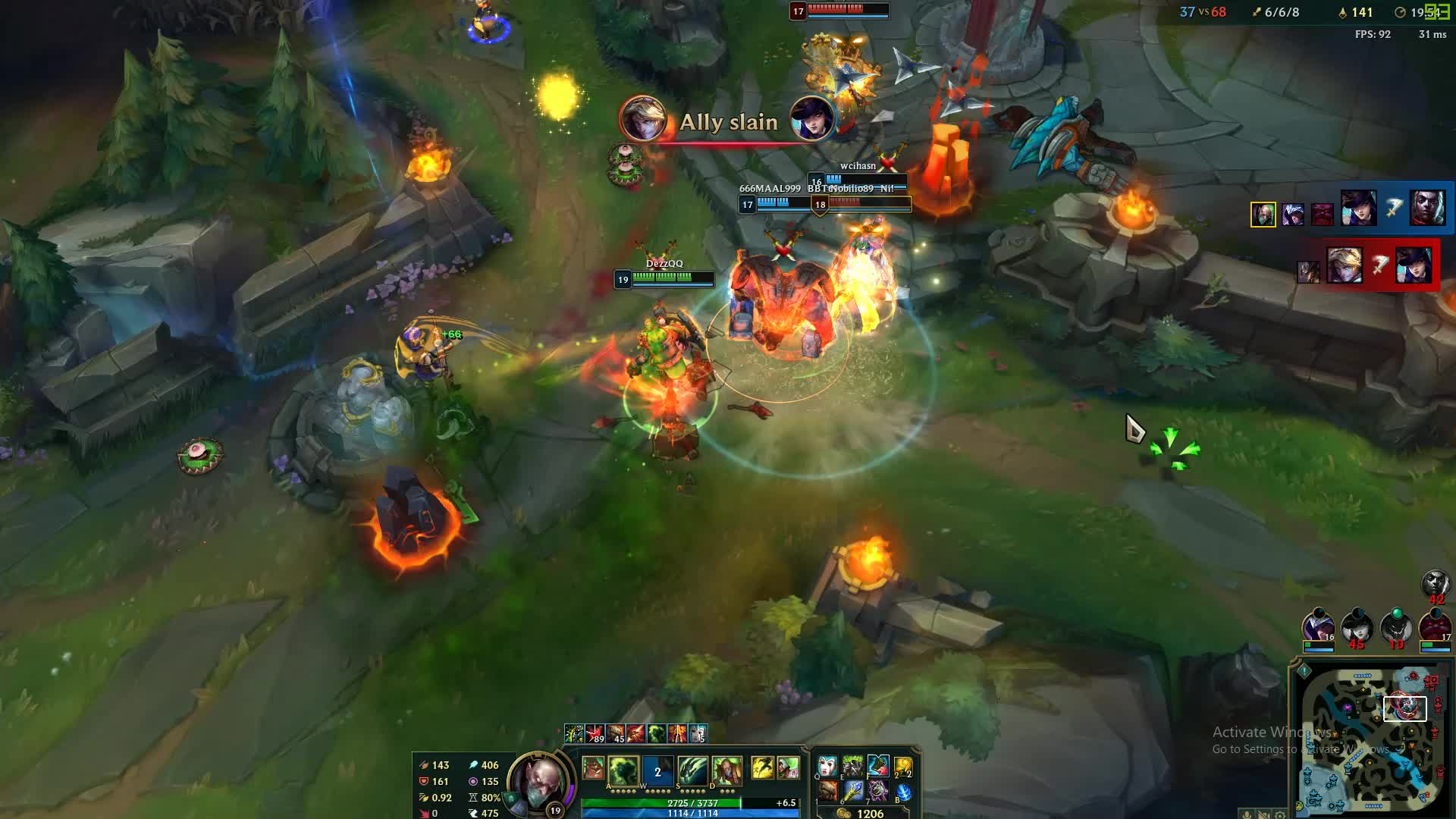 League of Legends Singed GIFs