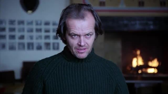 Watch and share Nicholson GIFs and Kubrick GIFs by yoprodigy on Gfycat