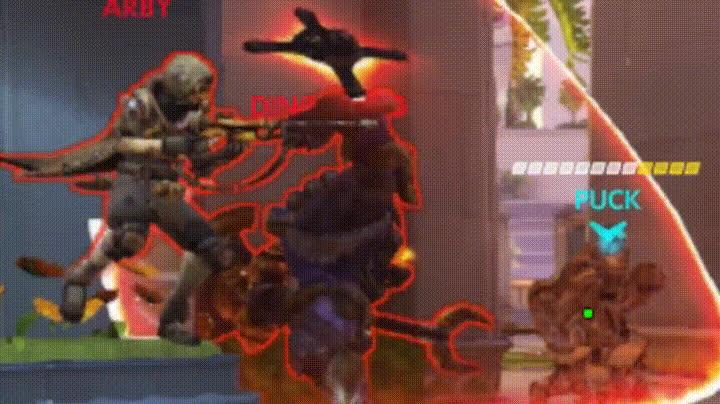 Overwatch, OverwatchCirclejerk, top 10 anime battles GIFs