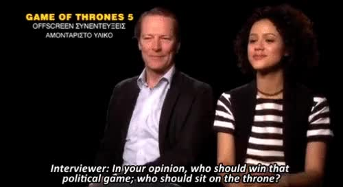 Watch Nathalie Emmanuel GIF on Gfycat. Discover more related GIFs on Gfycat